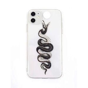 Black Snake iPhone 11 Pro Max Case 🐍